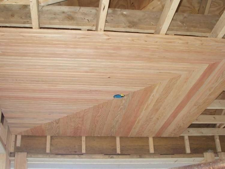 DIY suspended ceiling alternative in our basement