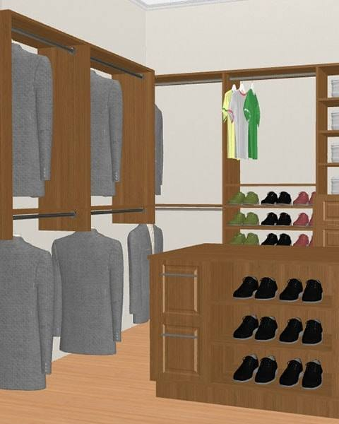 Closet Planner Interior Design Ikea Organizer Systems Software For