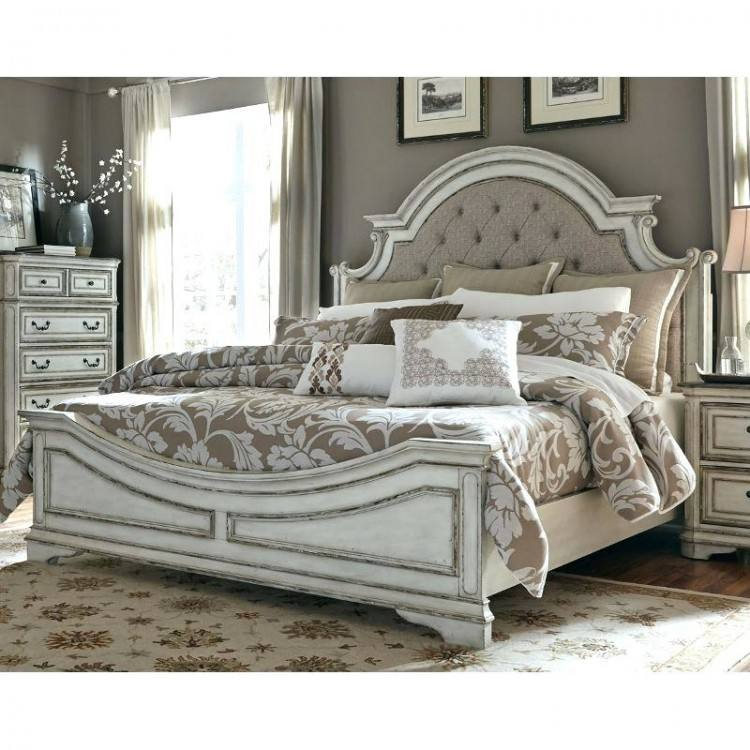 upholstered headboard queen bedroom sets white tufted king bed small images  of set size