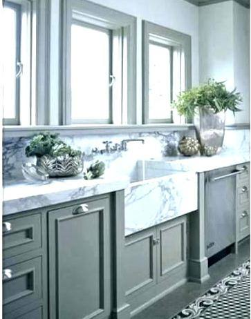 Gray kitchen interior design ideas – color shades and combinations