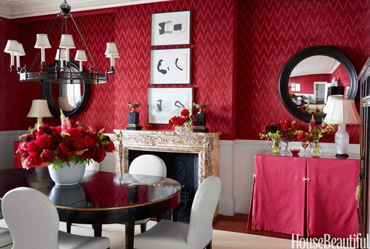 Best Colors for a Positive Mood Interior | Room colors, Dining room