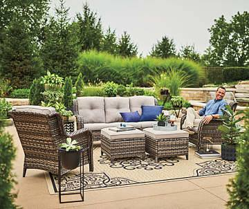 Outdoor Patio And Backyard Thumbnail size Patio Backyard Jacuzzi  Landscaping Landscape Team Up Best Outdoor For