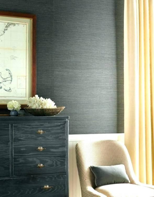 metallic grasscloth wallpaper