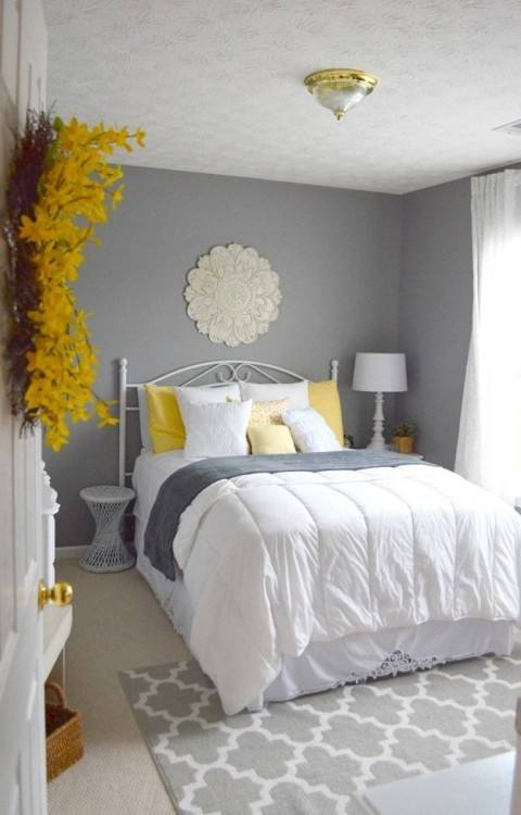 yellow bedroom ideas minimalist gray yellow bedroom interior decor home  bedroom gray yellow grey white bedroom
