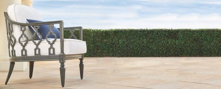 For best results, clean your outdoor furniture once at  the