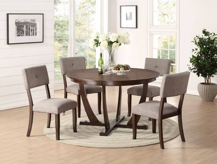 Bernards Claremont 7 Piece Casual Dinette 5504 at New Look Furniture