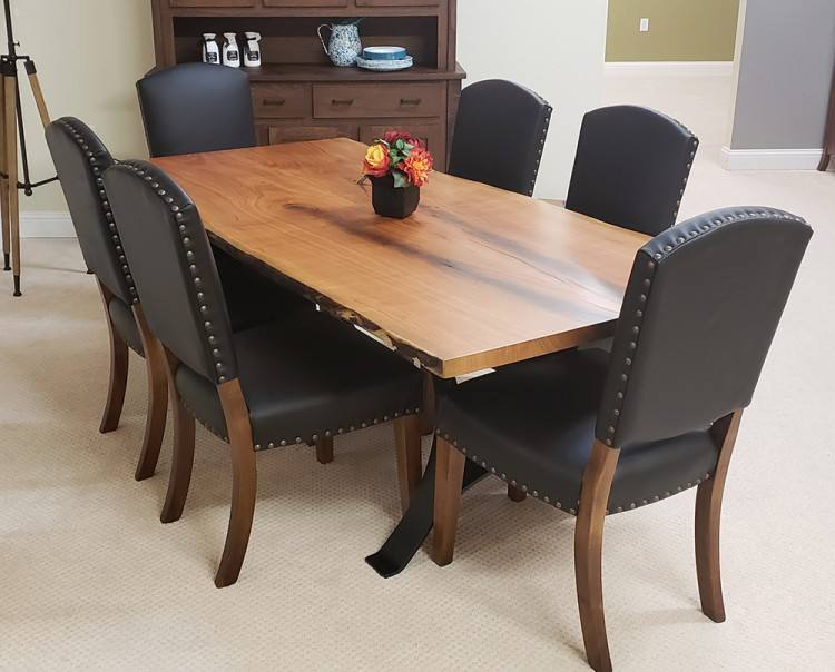 Cherry Amish Dining Table ‹Return to Previous Page
