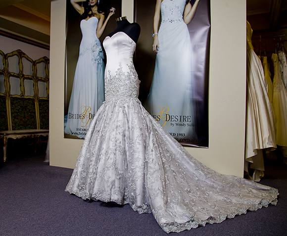 Wendy Sullivan began designing her exquisite gowns under the Airs and Graces  label back in 1983