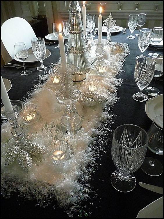 black and silver table decoration ideas gold table decorations black gold  silver