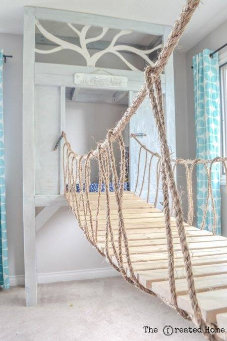From beach house to country house, these rope spindles will turn an  ordinary staircase into extraordinary