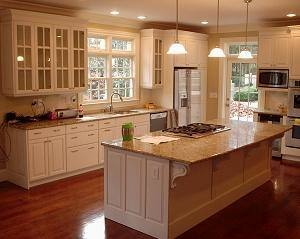 Inexpensive Kitchen Cabinet Makeover