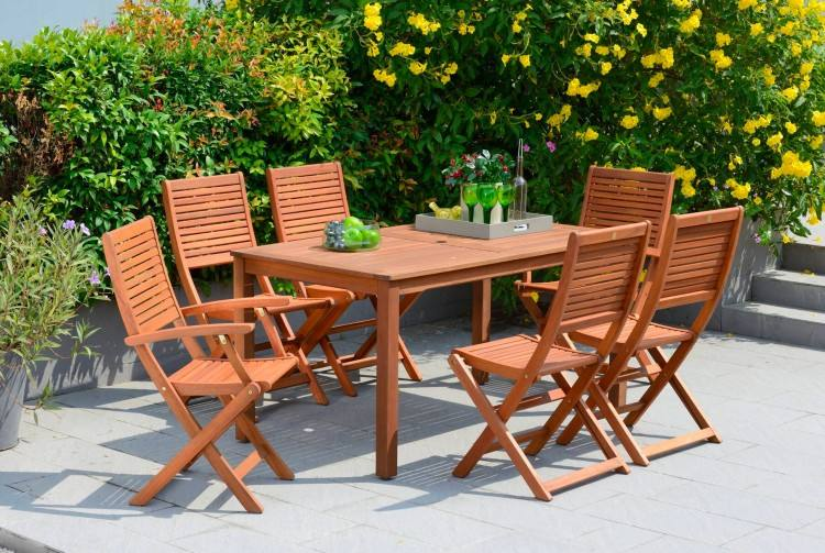 It includes two stationary chairs, cushions, two lumbar  pillows,