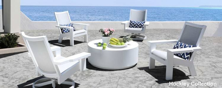 Lucca Patio Side Table