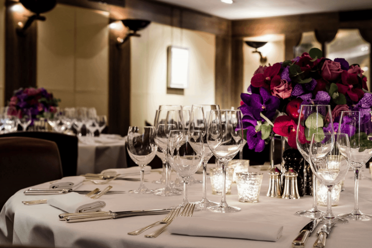 heather v · London private dining