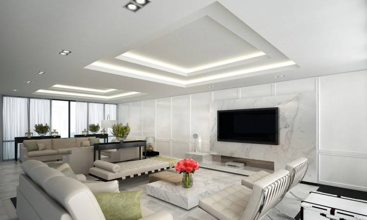 Full Size of Ceiling:new Latest Pop Ceiling Design Hall Best Modern Living  Room Et