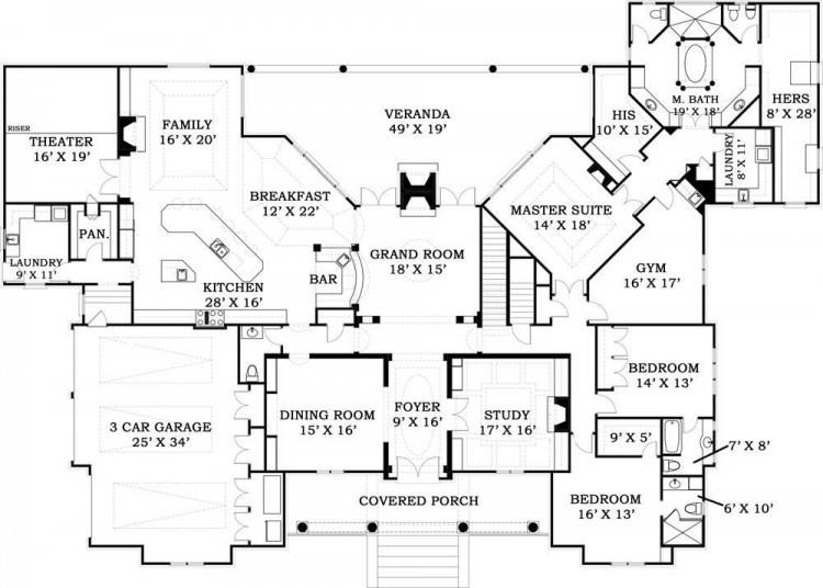 5000 sq ft house plans sq ft house plans lovely collection ranch design 2  story fun