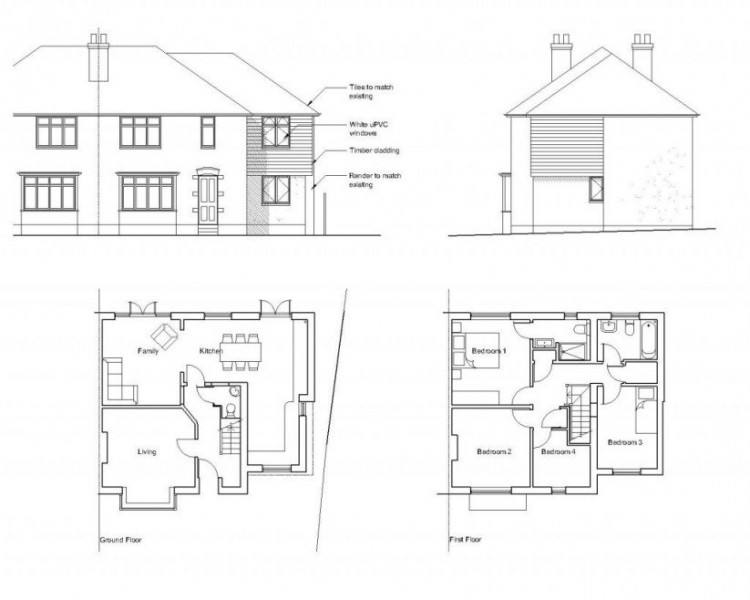 detached house design clover 3 storey semi detached house single storey  semi detached house design