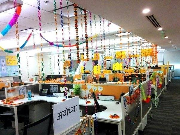 creative and crazy office decoration furniture | creative modern office  design ideas | rainbow color table and chair for office design | creative  office