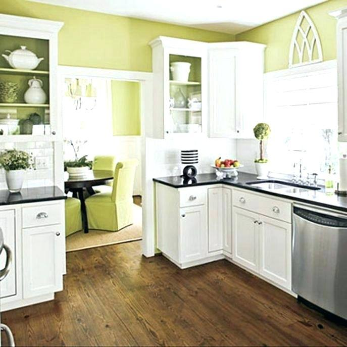 paint colors for small kitchens pictures ideas