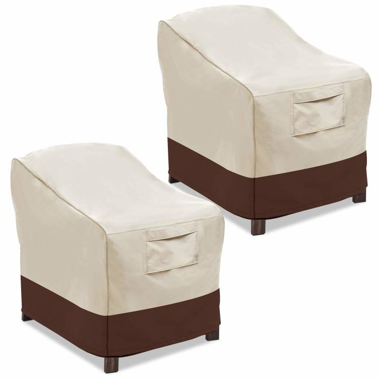 Deep Seat Cushions; Patio Chair Cushions