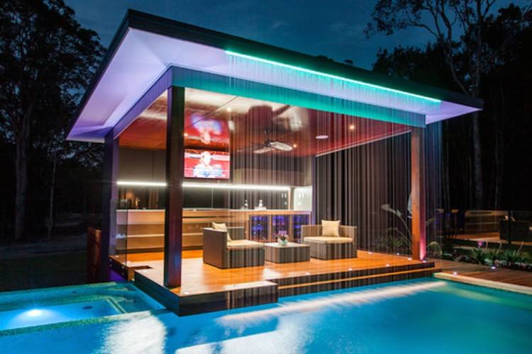 Byron Tranquil Pools & Landscapes build and design swimming pools, in  Lismore, Ballina,