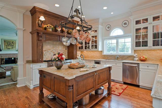 Mediterranean Kitchen Photos, Design, Ideas, Remodel, and Decor