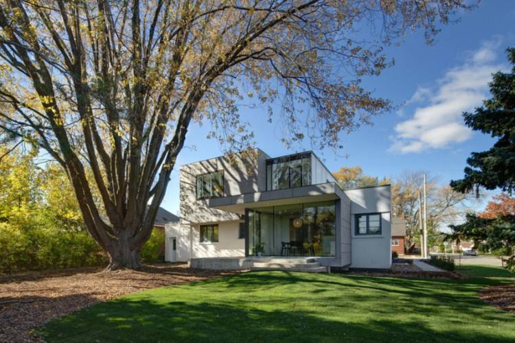 Country House | Noel Jessop Architecture