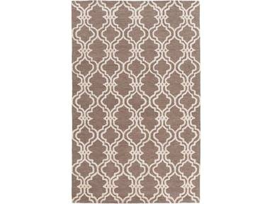 Davenport Traditional Oriental Red Rectangle Area Rug, 7