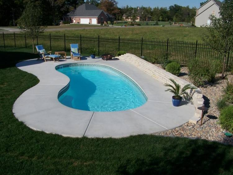 pools for very  small yards