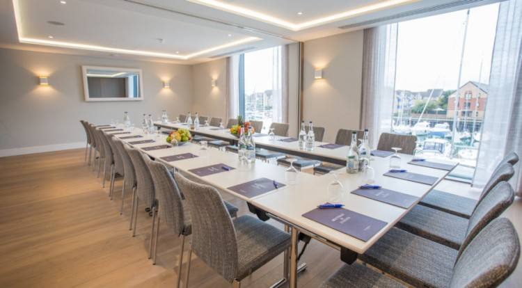 Why: This cosy private dining room