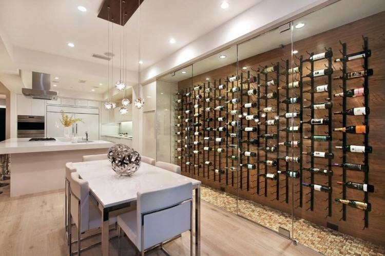 Cabinet:Awesome Kitchen Cabinet Wine Rack Decorating Ideas Contemporary  Interior Amazing Ideas And Home Interior