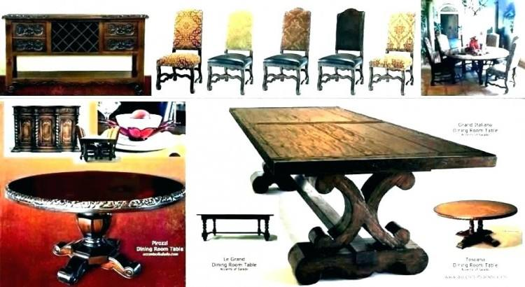 tuscan dining types of dining room furniture a dining room furniture set  with sideboards tuscan style