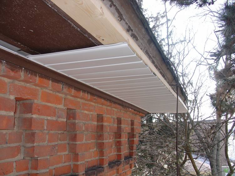 fascia on house