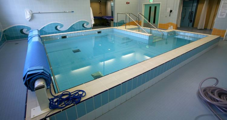 Fully interactive swimming pool presentation created in Vip3D, professional  3D swimming pool design software