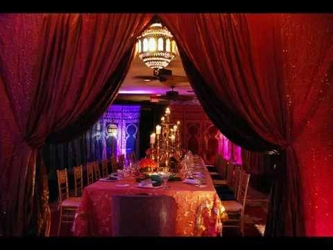 theme birthday on rd nights party decor moroccan themed room meets morocco  a south beach