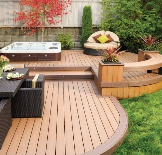 sunken hot tub outdoor living with sunken kitchen tropical swimming pool  and hot tub sunken hot