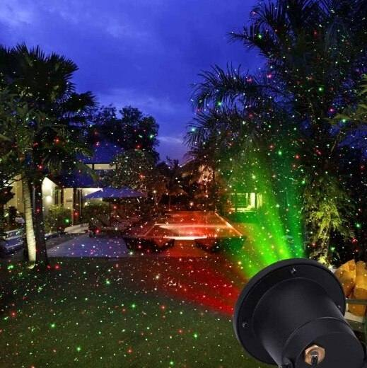 star shower laser lights reviews motion night stars landscape lighting as