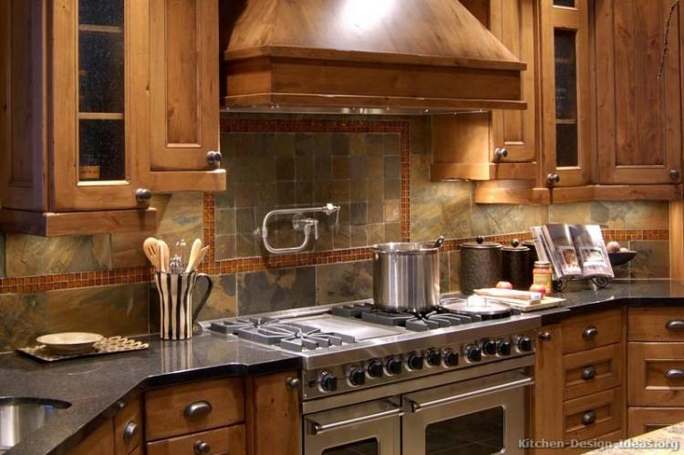 french country style kitchen backsplash simple ideas