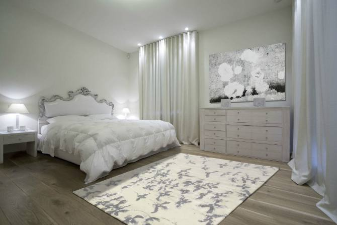where to place area rugs