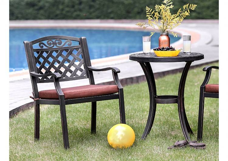 DIY Cinder Block Outdoor Furniture | Setsdesignideas