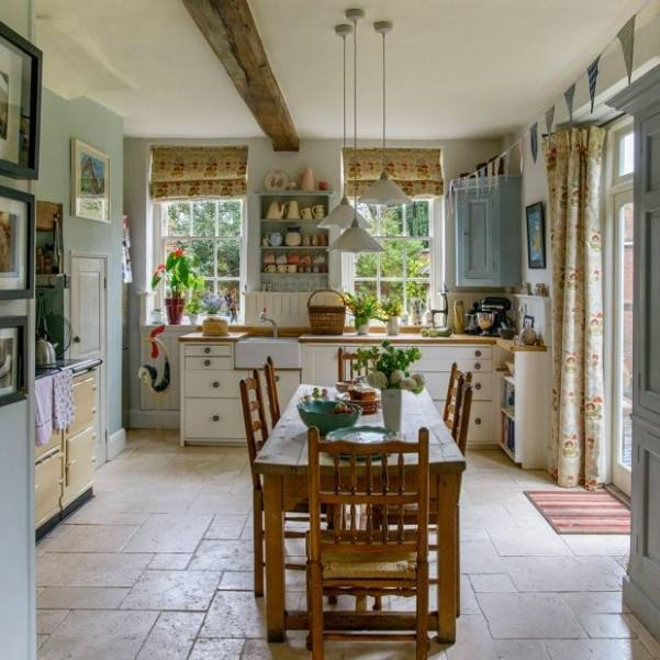 Find and save inspiration about Country kitchen Ideas on  Nouvelleviehaiti