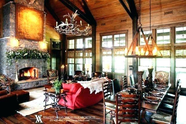 Lodge Living Room Decor Hunting Lodge Decoration Hunting Living Room Hunting  Lodge Decor Living Room Rustic With Trunks Wool Area Cabin Style Living Room