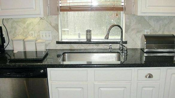 kitchen sink backsplash