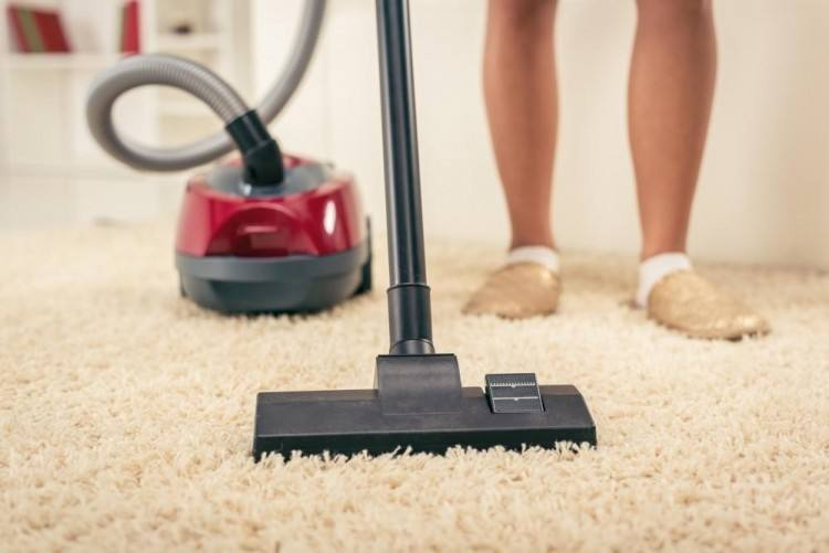 There are two types of carpet cleaning (i) Steam and (ii) Dry carpet  cleaning