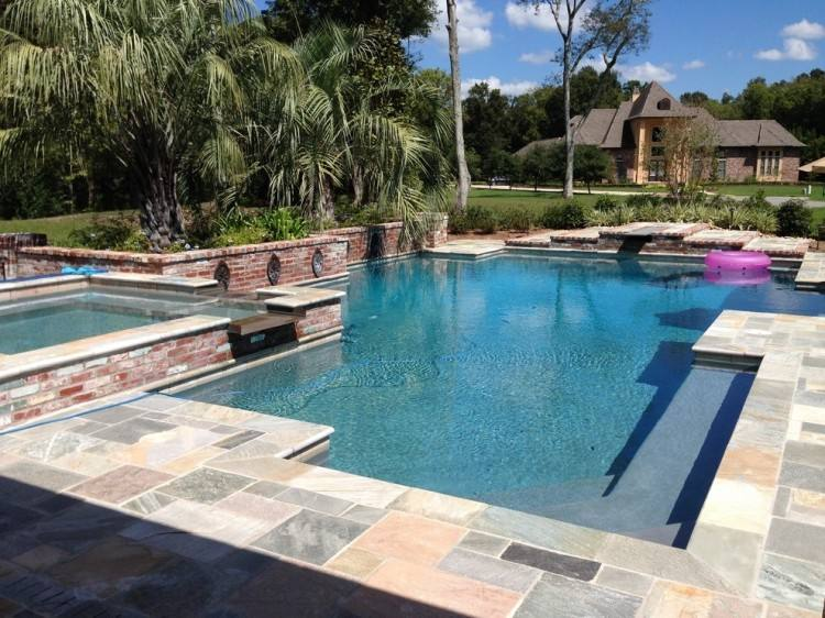 Inground Pools New Orleans Pool Ideas Swimming Pool Landscaping Interior  Design Ideas With Modern Style Pool Design Pool Inground Pool Companies In  New