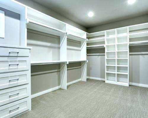 A  floorplan layout was created to maximize much storage in the space with  several enclosed