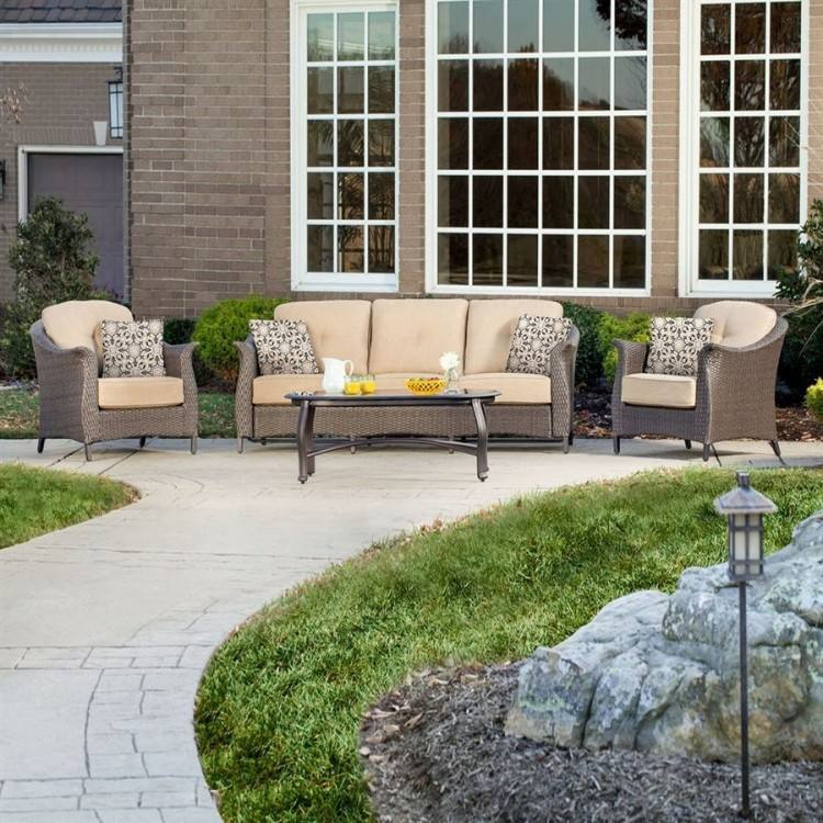 5 piece patio furniture sets outdoor 5 pieces patio furniture sets wicker  rattan conversation set with