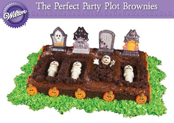 Feed your little monsters this tasty Halloween Dessert