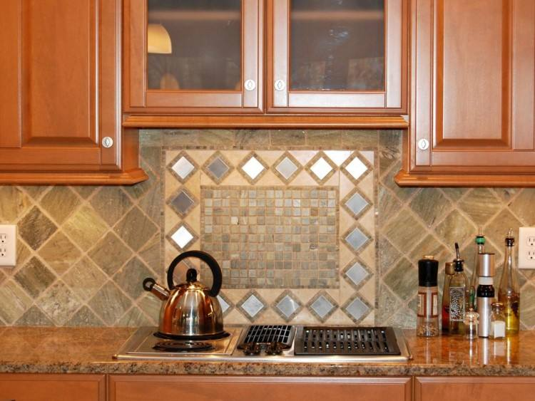 Glass Tile Backsplash Pictures Brown Backsplash White Kitchen Design Ideas  Grey And White Kitchen Cabinets White Kitchen Grey Floor Countertops For  White