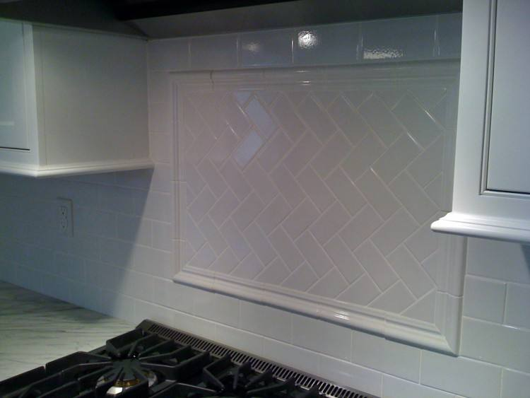 oven backsplash